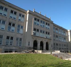 westinghousehighschoolfront
